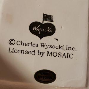 wysocki Holiday - Charles Wysocki, lnc. Licensed by MOSAIC